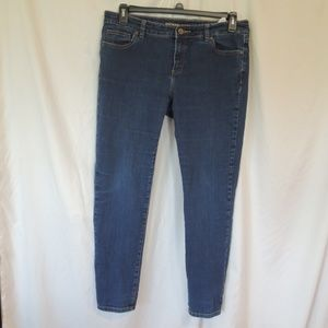 Michael Kors Womens Skinny Jeans Size 10